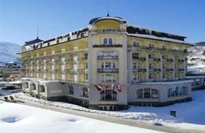 Hotel EUROPAISCHER HOF EUROPE ENGELBERG