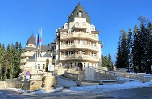 Hotel FESTA WINTER PALACE BOROVETS