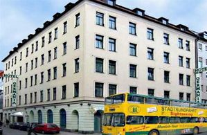 Hotel GERMANIA MUNCHEN