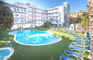 Hotel GHT BALMES Calella