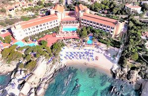 Hotel GRAND HOTEL SMERALDO BEACH SARDINIA