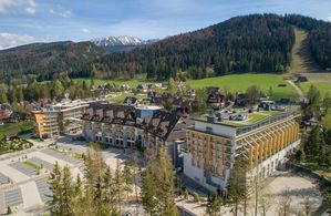 Hotel GRAND NOSALOWY DWOR Zakopane