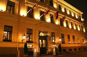 Hotel GRAND PALACE RIGA