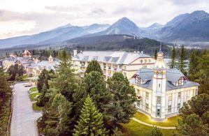 Hotel Grand Hotel Kempinski Štrbské Pleso