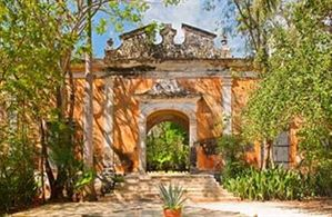 Hotel HACIENDA UAYAMON CAMPECHE