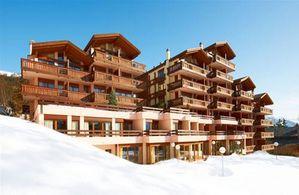 Hotel HELVETIA INTERGOLF CRANS MONTANA