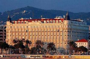 Hotel INTERCONTINENTAL CARLTON CANNES