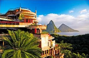 Hotel JADE MOUNTAIN SOUFRIERE
