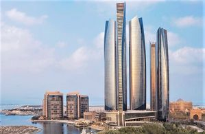 Hotel JUMEIRAH AT ETIHAD TOWERS ABU DHABI