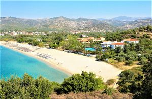 Hotel KAMARI BEACH THASSOS