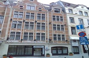 Hotel LA MADELEINE BRUXELLES