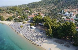 Hotel LAGOMANDRA HOTEL AND SPA SITHONIA
