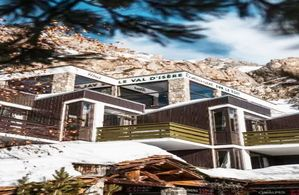 Hotel LE VAL D`ISERE Espace Killy