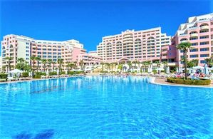 Hotel DIT MAJESTIC BEACH RESORT SUNNY BEACH
