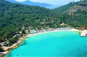 Hotel MAKRYAMMOS BUNGALOWS THASSOS