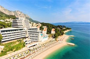 Hotel MEDORA AURI FAMILY BEACH RESORT Podgora
