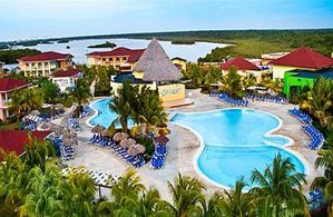 Hotel MEMORIES CARIBE BEACH RESORT CAYO COCO