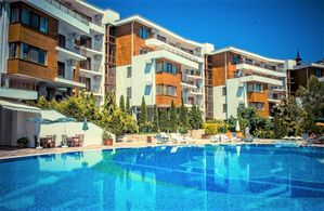 Hotel MESSAMBRIA FORT NOKS BEACH ELENITE