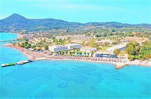 Hotel MESSONGHI BEACH CORFU