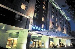 Hotel NOVOTEL CENTRUM CRACOVIA