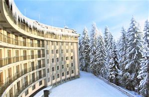 Hotel ORPHEUS PAMPOROVO