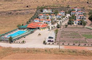 Hotel PANORAMA Lesbos