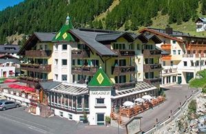 Hotel PARADIES SULDEN