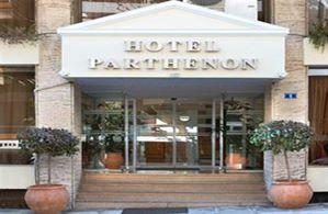 Hotel PARTHENON ATENA