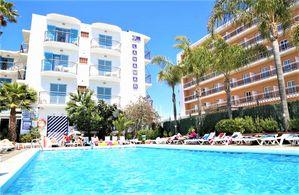 Hotel PLANAMAR Malgrat de Mar