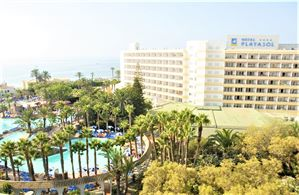 Hotel PLAYASOL AND SPA Costa Del Almeria