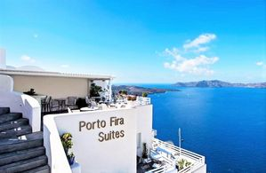 Hotel PORTO FIRA SUITES SANTORINI