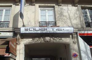 Hotel QUARTIER BERCY SQUARE PARIS