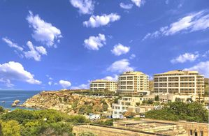 Hotel RADISSON BLU RESORT & SPA MALTA GOLDEN SANDS MELLIEHA
