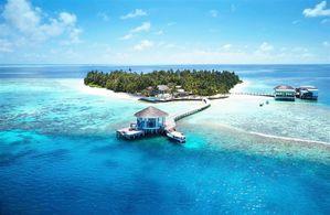 Hotel RAFFLES MALDIVES GAAFU-ALIFU ATOLL