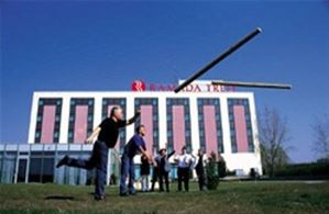 Hotel RAMADA-TREFF BRITANNIA HANOVRA