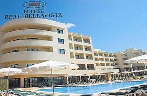 Hotel REAL BELLAVISTA ALBUFEIRA ALGARVE