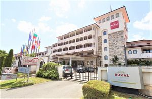 Hotel ROYAL PALACE HELENA PARK SUNNY BEACH