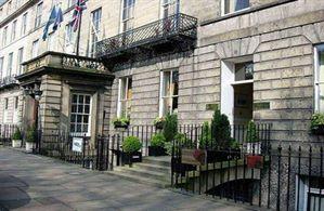 Hotel ROYAL SCOTS CLUB EDINBURGH