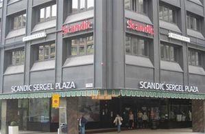Hotel SCANDIC SERGEL PLAZA STOCKHOLM