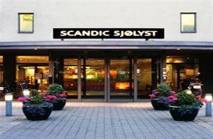 Hotel SCANDIC SJOLYST OSLO