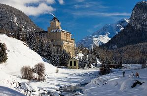 Hotel SCHLOSS FAMILY AND SPA PONTRESINA