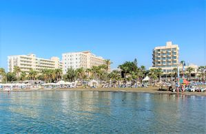 Hotel SENTIDO SANDY BEACH LARNACA