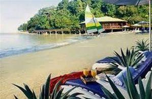 Hotel SHERATON BEACH RESORT LANGKAWI
