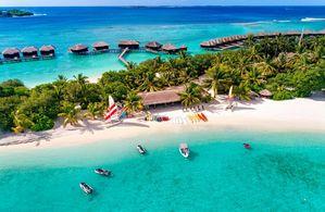 Hotel SHERATON MALDIVES FULL MOON NORD-MALE ATOLL