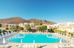 Hotel SILVA BEACH RESORT CRETA