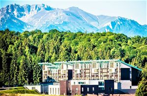 Hotel SILVER MOUNTAIN RESORT Poiana Brasov