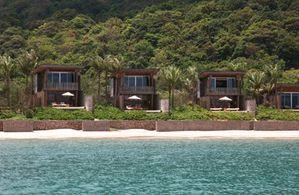 Hotel SIX SENSES CON DAO HO CHI MINH