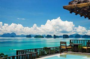 Hotel SIX SENSES YAO NOI KOH YAO NOI