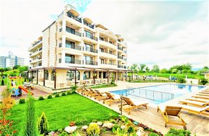 Hotel SUNNY CASTLE KRANEVO
