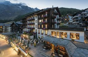 Hotel SUNSTAR BOUTIQUE BEAU SITE SAAS FEE SAAS FEE